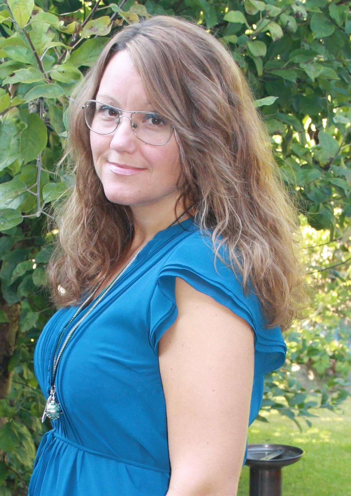 Katarina Järvborn och arbetar som legitimerad förskollärare och digitalista på Marbäcks förskola i Svedala kommun.